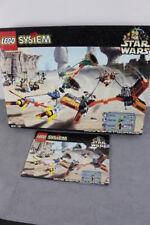 LEGO Star Wars #7171 Mos Espa Podrace - OVP,s und Bauanleitung / OHNE Inhalt