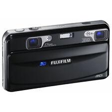 Fujifilm FinePix REAL 3D W1 10.0MP Digital Camera - Black