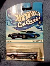 🏁 Hot Wheels Classics '65 Ford Mustang 🏁