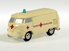 "Schuco Piccolo VW T1 Kasten ""Schuco Klinik"" # 50132008"