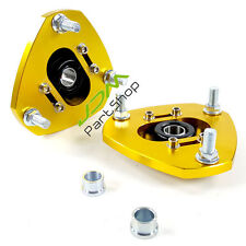 For Honda Civic EP3 EM2 Adjsutable Suspension Coilover Front Camber Mount Plate
