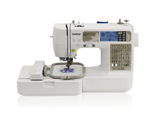 Brother SE425 SE 425 Computerized Sewing & Embroidery Machine Refurbished