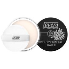 Maquillage en poudre minérale fine - transparent 8 gr - Lavera