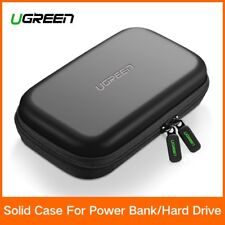 "UGREEN 2.5"" Hard Drive Case Bag Electornics Accessories Organizer Bag For Cables"