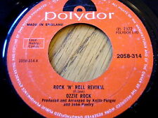 """Ozzie ROCK-ROCK 'N' Roll Revival 7"""" in vinile"""
