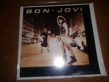 Bon Jovi 'Bon Jovi' CD (print light and blurred) w/ Booklet & Slim Case