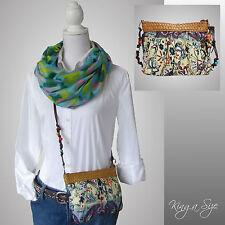 BAG Kleine Tasche ** Schultertasche / Unhängetasche / Handtasche / Stofftasche