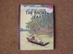 Tintin - The Broken Ear - Facsimile Edition - 2008 - New