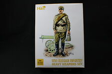 YI154 Hät 1/72 Figurine Militaire 8080 WWI RUSSIAN INFANTRY HEAVY WEAPONS SET