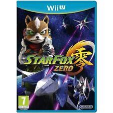 Star Fox Zero Nintendo Wii U Game PAL & Courier Delivery
