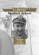 WW2 German U-Boat Ace Adalbert Schnee The Patrols of U-201 Reference Book