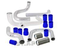 Civic Integra Parafuso no Kit de tubulação Intercooler Turbo Preto//Preto tipo flange Bov-Rs