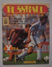 Panini Fußball Bundesliga Endphase 1995/1996 Album komplett m.allen Stickern (1)