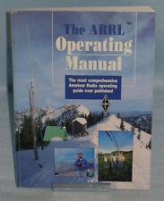 ARRL Operating Manual, Ham or Amateur Radio Book, Guide, Americal Relay League