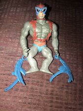 Stratos He-man Action Figure Master Of The Universe - Blue Wing 1981