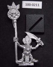 Citadel Warhammer FOREST GOBLIN Standard Bearer (1992) neu & extrem rar