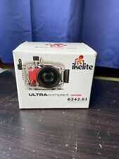 Ikelite Ultra Compact Under Water Housing for Cannon Power Shot 6242.61 Made USA