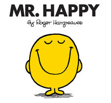 MR HAPPY - Vol 03, 3 - Mr Men Story Book - Mr Men Library - NEW