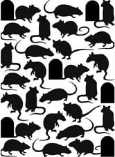 New listing Darice Embossing Essentials *New* Embossing Mice Halloween Mouse