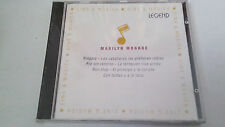 "MARILYN MONROE ""LEGEND"" CD 23 TRACKS BANDA SONORA BSO OST"