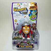 NEW The Grossery Gang Series 1 Moose Toys #1-074 Blue Grotty Soap