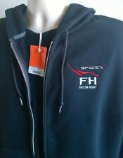 "XL SPACE X NASA JACKET FALCON 9 ""FALCON HEAVY""                            shirt"