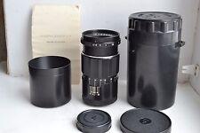 JUPITER-11A 4/135 mm M42 USSR Russian Lens S/N 723556, complete set!