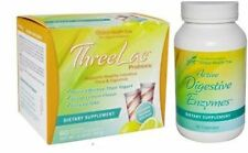 ThreeLac PLUS ThreeLac Active Digestive Enzymes By Global Health Trax