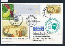 59287) LH FF bastia Francia-Frankfurt 2.4.2011, ga a partir de turquía Orchid 2