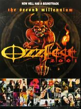 OZZFEST 2001 POSTER (large) (MSC6)