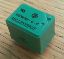 Millionspot Relays, H500F09-0-C Relay, Pack Of 10. KMOL0174