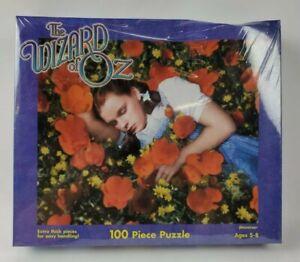 Pressman Wizard of Oz 100 Piece Jigsaw Puzzle, NIB New