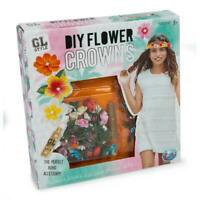 GL Style DIY Flower Crown Make Your Own Daisy Creative Craft Kids Summer Fun