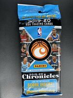 2019-20 NBA BASKETBALL PANINI CHRONICLES 15 TRADING CARDS FAT VALUE PACK NEW