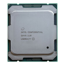 Intel Xeon Processor E5-2630 v4 ES CPU 2.1GHz 10-Core QHVK - X99 C612 LGA 2011-3