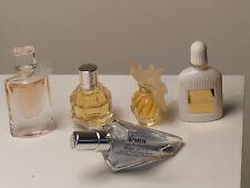 Lot miniatures de parfums grandes marques