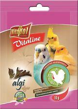 VITAPOL 10-er Set Ergänzungsfuttermittel Vitaline Algen für Vögel zvp-2042