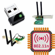 WiFi Capability Addon For your Green Penguin, Inc Desktop Purchase. Installed!