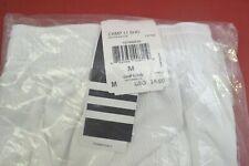 Boys Adidas Medium Soccer Shorts 11 Campeon Nwt Authentic Kids Formotion (White)