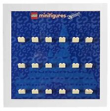 Lego Minifigures Display Case Picture Frame Series 1 or 2 Disney mini figures