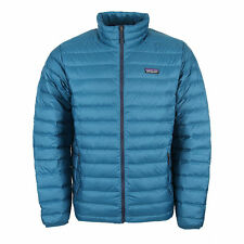 NWT Mens Deep Sea  Patagonia Down Sweater Puff Jacket 800 fill Goose Size  XL