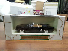 Scale Model Diecast 1964 Ford Mustang Convertible 1/24-1/25 Scale