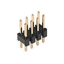 TruConnect 4+4 Way Double Row Header Plug