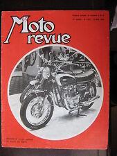 MOTO REVUE N°1954 DU 15 NOV 1969  YAMAHA 650 XS/  SUZUKI T 350 /
