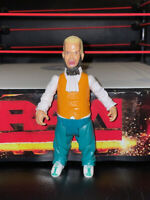 WWE HORNSWOGGLE JAKKS WRESTLING ACTION FIGURE RUTHLESS AGGRESSION SERIES