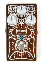 MXR Brown Acid Fuzz Pedal CSP038 Custom Shop ( BASED ON COLORSOUND TONE BENDER)