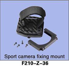 Sport camera fixing mount   [F210-Z-36] Walkera F210 3D parts
