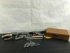Kingsley Hot Foil Stamping Machine Line Holder Clamps Die Holder Gauge Bar