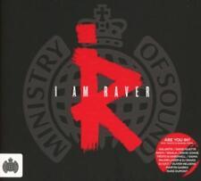 I Am Raver - Ministry of Sound - Various - 3 CD - Neu / OVP