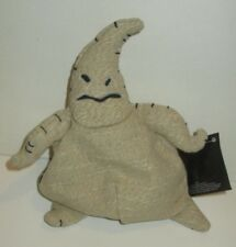 "NIGHTMARE BEFORE CHRISTMAS OOGIE BOOGIE 7"" BEAN BAG PLUSH DISNEY STORE TAG"
